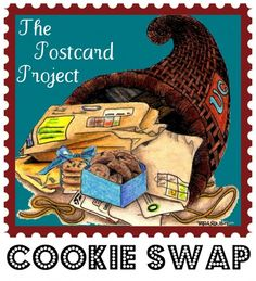 300+ bloggers are participating in a cookie swap, but what about everyone else that doesn't have a blog? This one's for you!