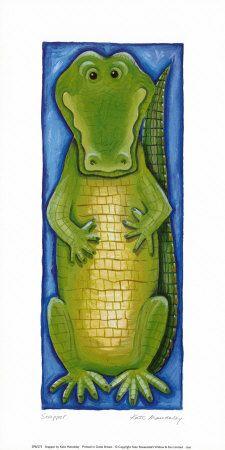 I like alligators