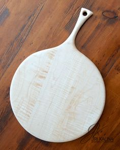 Wood Cutting Board -