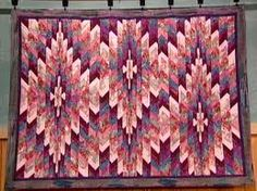 bargello pink