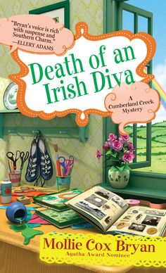 Death of a Irish Diva by Mollie Cox Bryan (Feb 2014 release)