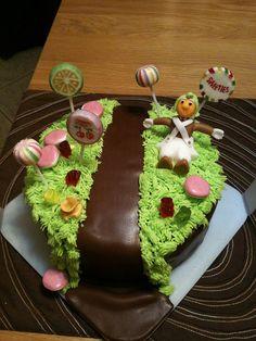 Willy Wonka Cake!