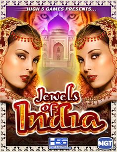 Jewels of India - Slot Game by H5G