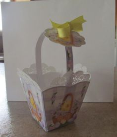 Peeps Easter/Spring Baskets  Fill with candies or by Doris2618, $3.00