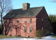 love saltbox houses