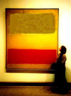 artists, abstract art, colors, art geek, mark rothko, art luv, markrothko
