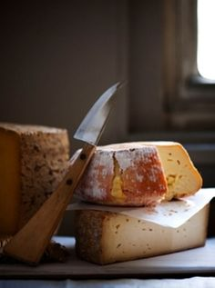 Cheese from Ditte Isager