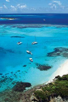 St. Vincent & The Grenadines - Tobago Cays