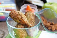 Paleo Recipes: Harvest Spiced Drumsticks