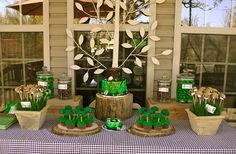 Woodland Party Inspiration!