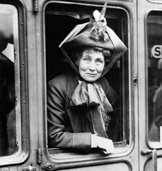 Votes for women: As the founder of the Women's Social and Political Union, Emmeline Pankhurst's name has also gone down in history but her great-granddaughter said the efforts of other women should not be forgotten