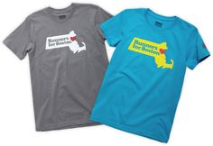 "New Balance is selling ""Runners for Boston"" T-shirts. With each purchase, NB will donate $10 to The One Fund."