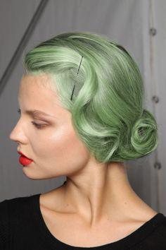 celery hair