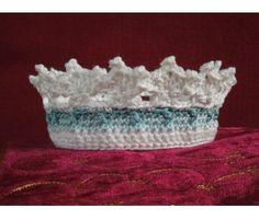 Free King Crown Crochet Pattern : Crochet Crown Pattern on Pinterest Crochet Crown, Crown ...