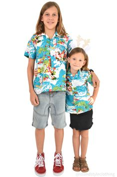 Festive and colourful & fun Childrens, Ladies & Mens Hawaiian Christmas Shirts - get festive with our fab range. Some with matching shorts. #christmas2019 #matchymatchy #christmasshirt #fatherxmas #partyshirt #hawaiianshirt #christmasinjuly #aussiexmas #christmasinaustralia #ladieshawaiianshirts #ladieschristmasshirts #ladiesxmasshirts #festiveshirts #xmasshirt #partyshirt #fatherxmasshirt #kidsxmasshirts #childrenschristmasshirts
