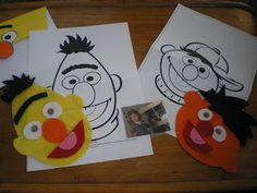 Sesame Street Birthday Party @ aitanaimama.blogspot.com.es