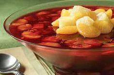 Fat Free Cranberry-Pineapple Dessert recipe #kraftrecipes