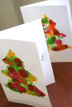 Navidad on pinterest 74 pins - Como hacer targetas de navidad ...