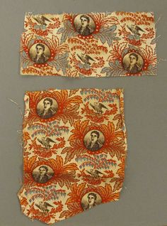 Textiles  - Fall River, Massachusetts, New England, United States, North America - 1825 1835