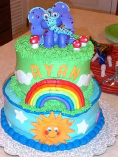 Gigglebellies Cake