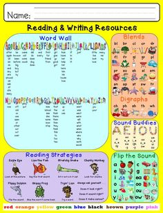 Give your students the resources they need for success in reading and writing right at their fingertips.