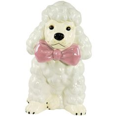 Westland Giftware Kookie Jars Poodle Cookie Jar, 11-Inch by Westland Giftware, http://www.amazon.com/dp/B004P0FSEE/ref=cm_sw_r_pi_dp_1MK4qb0MD219X