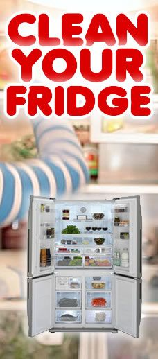 A super simple fridge cleaning tutorial with video.  Demonstrates how to remove discolouration, how to deodorize, clean coils, keep crisper bins clean, etc.  Awesome tutorial!