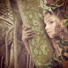 Eriu • devilmelxd: Spirit of the forest