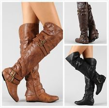 Cute boots for fall! I wish it was actually cold here to be able to wear them!
