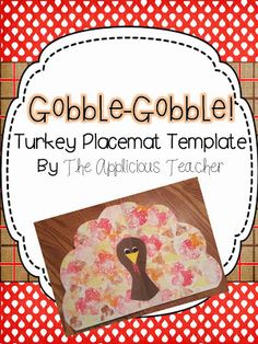Gearing Up for Turkey and a FREEBIE!