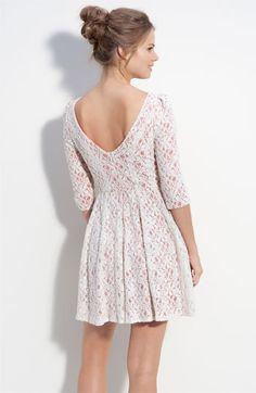 One last lace dress