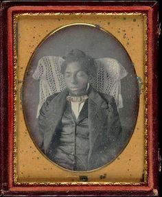 ca. 1855, [post mortem portrait of a gentleman]