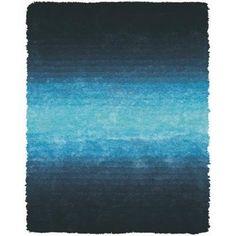 ocean shag rug