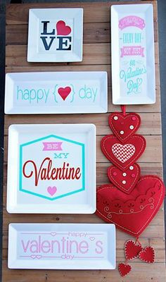 Valentine's Day Decor from TPT Home!  #SOCOVDay