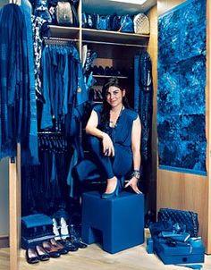 Blue's Closet