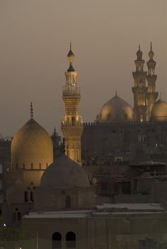 * The Sultan Hassan And Rifai Mosques - Egypt
