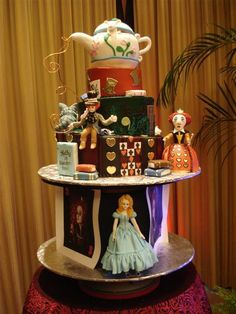 Alice and her friends have invited you to their tea party. Would you like to join? @PartyFlavors #PartyFlavors