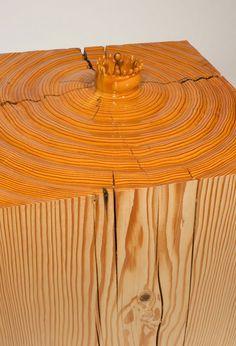 Amazing wood sculptures by Dan Webb