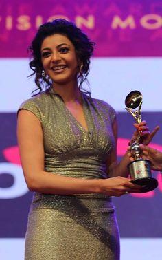 Kajal Agarwal @ Asiavision Movie Awards 2013