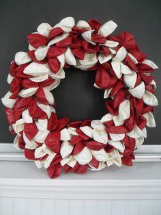 great valentine's wreath