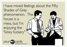 Fifty Shades Of Funny: The Best Of The 50 Shades Of Grey E-Cards