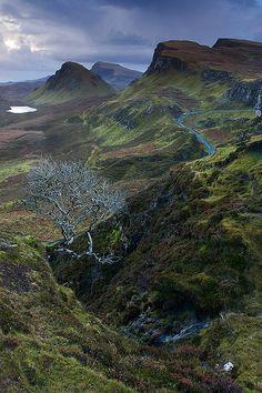 Quiraing -  Highlands, Scotland