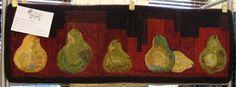 Pear Study by Anne Stevens