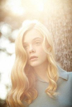 Elle Fanning as Syn? Closer to the age