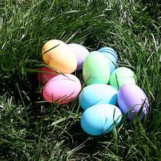 30 things to put in Easter eggs besides candy!