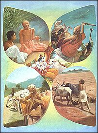 main lesson idea for 4 main castes of india this link explains them. http://krishna.org/the-indian-caste-system/