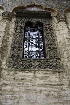 ^Ornate window frame