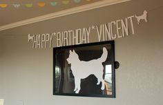 Vincent's-Birthday-Banner-and-Art