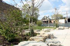 Best Bloomingdale Trail Amuse-Bouche: Park 576 in Bucktown (Photo by Ireashia Bennett)