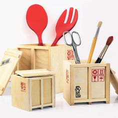 Fancy - INBOX Mini Cargo Crates
